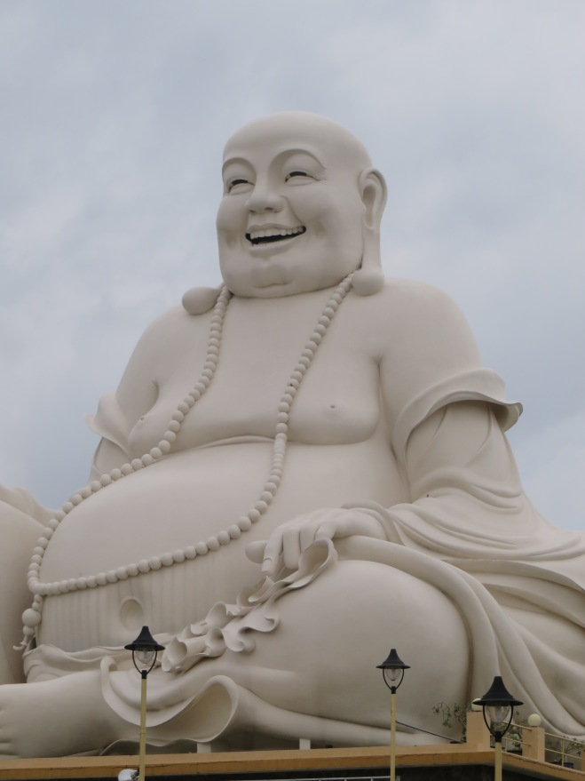 Happy Buddha (love the belly!)
