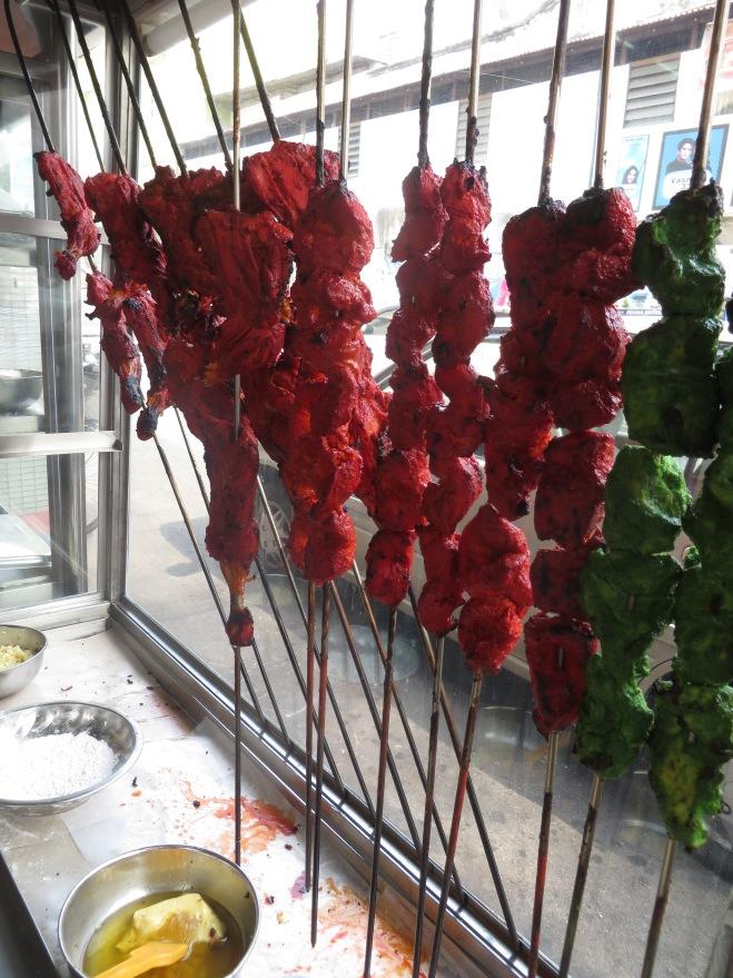 Amazing tandoori chicken