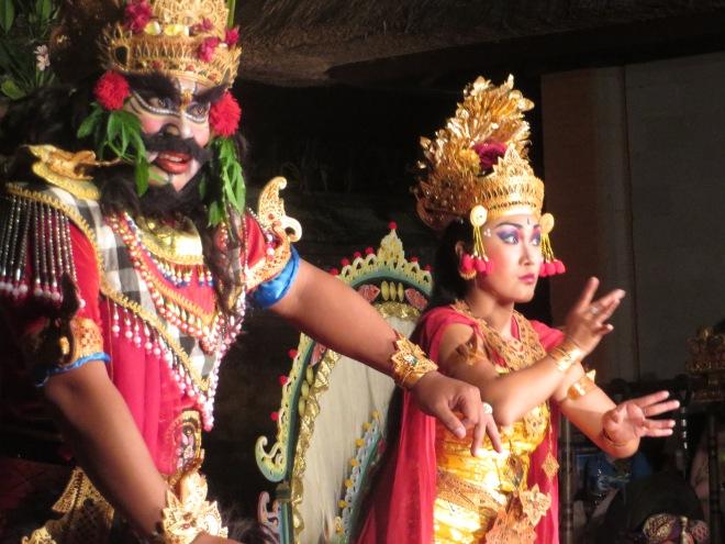 Favorite cultural dance of entire trip!