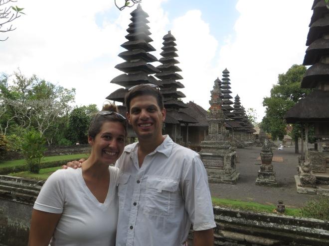 Royal family temple selfie