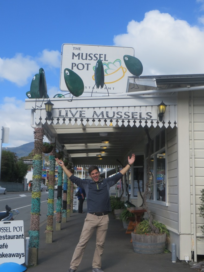Mussels are my favourite